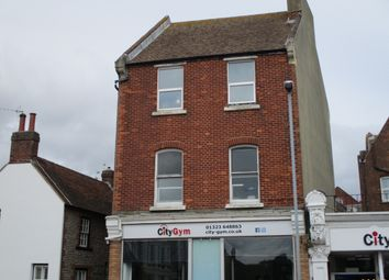 Thumbnail 3 bed triplex to rent in Furness Road, Eastbourne