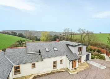 Thumbnail 4 bedroom detached house for sale in Parc Bottom, Gweek, Helston, Cornwall