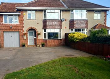 Thumbnail 4 bed semi-detached house for sale in Bristol Road, Langford