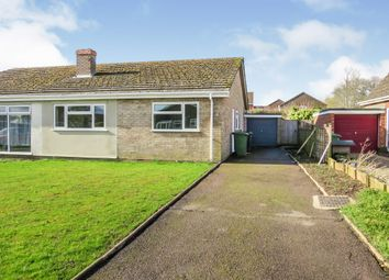 3 bed semi-detached bungalow for sale in Croft Green, Attleborough NR17
