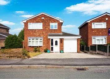 Thumbnail 3 bed detached house for sale in Goulbourne Avenue, Wrexham