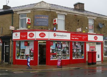 Thumbnail Retail premises for sale in Pick-Up Street, Clayton-Le-Moors