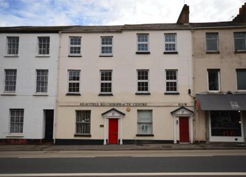 Thumbnail 2 bed flat to rent in Heavitree Road, Exeter, Devon