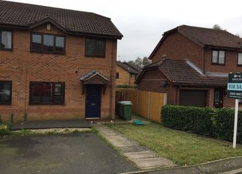 Thumbnail 3 bedroom semi-detached house for sale in Pimpernel Road, Horsford