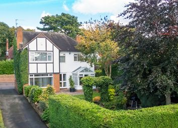Thumbnail 3 bed detached house for sale in Sandy Lane, Shoal Hill, Cannock