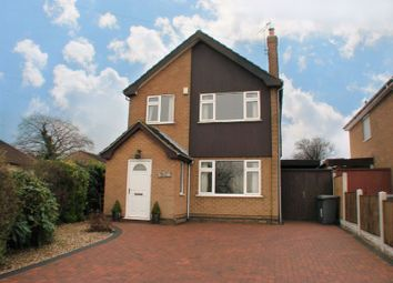 Thumbnail 3 bedroom detached house for sale in Grantham Road, Radcliffe-On-Trent, Nottingham
