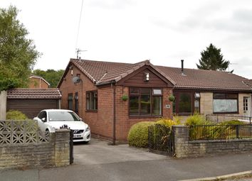Thumbnail 2 bed bungalow for sale in Severn Road, Hollinwood, Oldham
