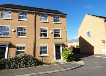 Thumbnail 4 bed town house for sale in Buckthorn Road, Hampton Hargate