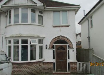 Thumbnail 1 bed flat to rent in Church Cowley Road, Oxford