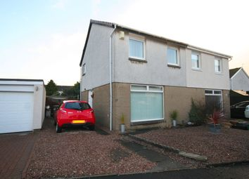 Thumbnail 2 bed semi-detached house for sale in Morriston Crescent, Renfrew