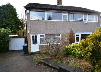 Thumbnail 3 bed semi-detached house for sale in Albert Avenue, Idle, Bradford