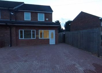 Thumbnail 1 bed flat to rent in South Drive, Shortstown, Bedford