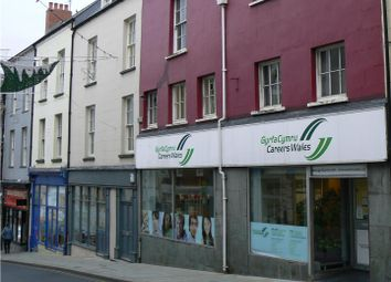 Thumbnail Commercial property to let in High Street, Haverfordwest