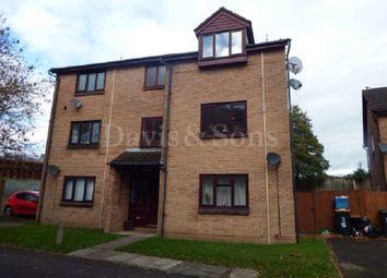 Thumbnail 2 bed flat to rent in Collingwood Crescent, Newport, Newport.