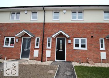 Thumbnail 3 bed terraced house to rent in Frobisher Road, Newport