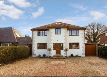 Thumbnail 5 bed detached house for sale in Cabrera Close, Virginia Water