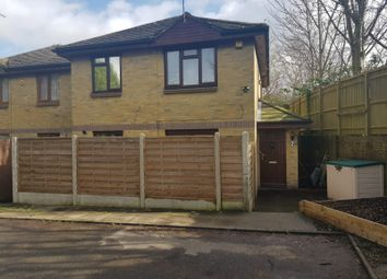 Thumbnail 2 bed semi-detached house for sale in Church Street, Rocfort Road, Snodland