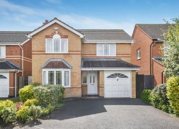 Thumbnail 4 bed detached house for sale in Falcon Mead, Bicester