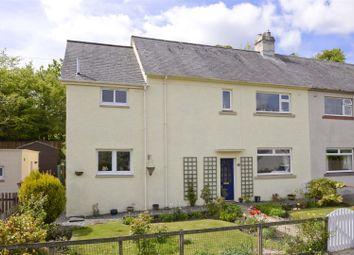 Thumbnail 4 bed semi-detached house for sale in Castle Terrace, Castlegate, Jedburgh