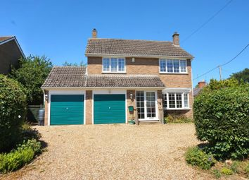 Thumbnail 4 bed detached house for sale in Cutting Lane, South Luffenham, Oakham