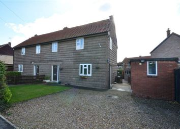 Thumbnail 3 bed semi-detached house to rent in Scarthingwell Crescent, Saxton, Tadcaster