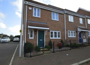 Thumbnail 3 bed property for sale in Emmeline Close, Rainham, Gillingham