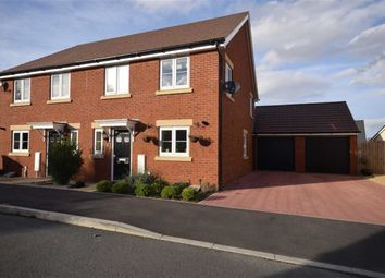 Thumbnail 4 bed semi-detached house for sale in Napier Drive, Brockworth, Gloucester