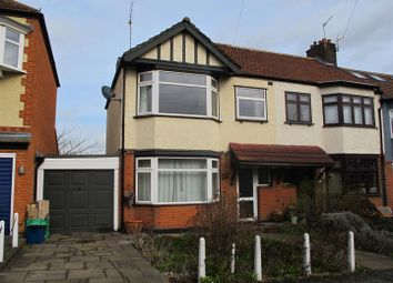 Thumbnail 3 bed end terrace house for sale in Trinity Gardens, South View Drive, London
