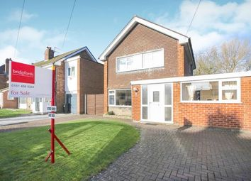 Thumbnail 3 bedroom detached house for sale in Wellfield Road, Offerton, Stockport, Cheshire