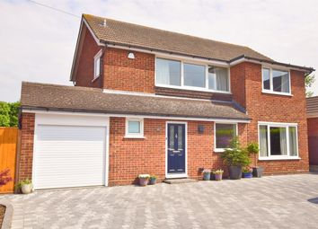 Thumbnail 4 bed detached house for sale in Chestnut Avenue, Billericay