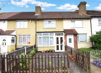 Thumbnail 3 bed property for sale in Marlborough Road, West Dartford, Kent