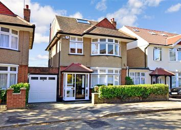 Thumbnail 4 bed link-detached house for sale in Parkland Road, Woodford Green, Essex