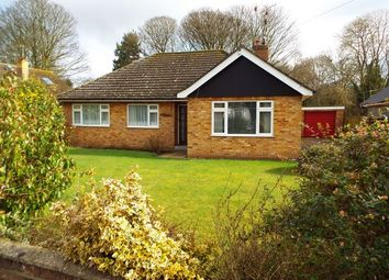 Thumbnail 3 bedroom detached bungalow for sale in Beech Close, Swaffham