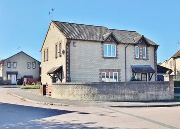 Thumbnail 1 bed end terrace house for sale in Archer Close, Swindon