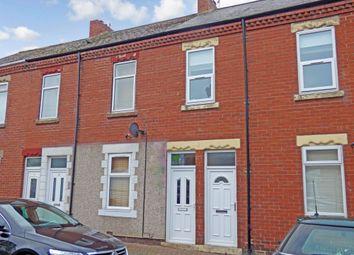 Thumbnail 2 bedroom flat for sale in Hastings Terrace, Cramlington