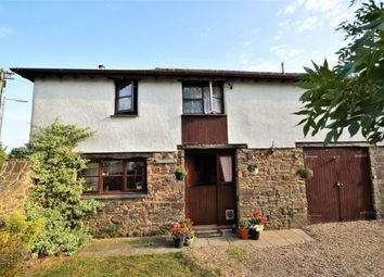 Thumbnail 2 bed semi-detached house for sale in Thorn Court, Zeal Monachorum, Crediton, Devon