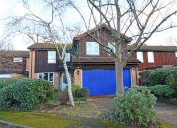 Thumbnail 5 bed detached house for sale in Aldingbourne Close, Ifield, Crawley