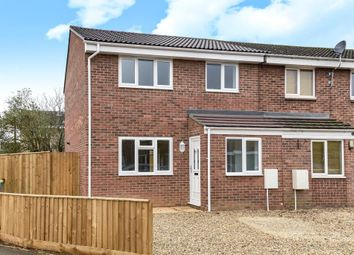 Thumbnail 2 bedroom end terrace house for sale in Bristol Road, Bicester