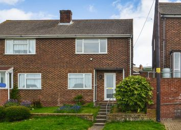 Thumbnail 2 bedroom semi-detached house to rent in The Broadway, Minster On Sea, Sheerness