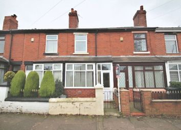 Thumbnail 2 bedroom terraced house to rent in Basford Park Road, May Bank, Newcastle-Under-Lyme