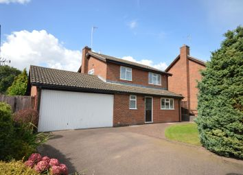 Thumbnail 3 bed detached house for sale in Arndale, Wigston Meadows, Leicester