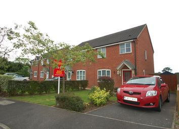 Thumbnail 3 bed property to rent in Crystal Close, Mickleover, Derby