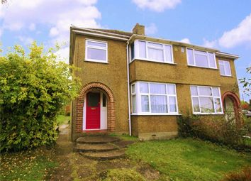 Thumbnail 3 bed semi-detached house to rent in Penn Road, Park Street, St Albans, Hertfordshire
