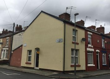 Thumbnail 2 bedroom end terrace house for sale in Bartlett Street, Wavertree, Liverpool