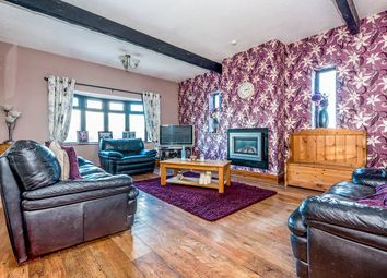 Thumbnail 4 bed detached house for sale in South Bank Road, Batley