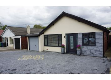 Thumbnail 3 bed detached bungalow for sale in Delph Lane, Bolton