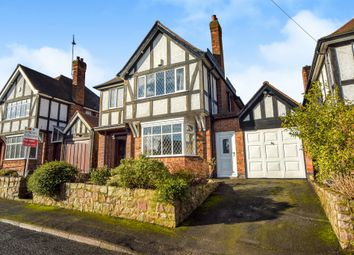 Thumbnail 3 bed detached house for sale in Loughborough Road, Birstall, Leicester