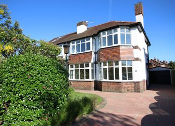 Thumbnail 3 bed semi-detached house for sale in Larkfield Lane, Churchtown, Southport
