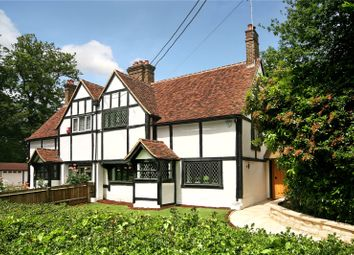 Thumbnail 4 bedroom semi-detached house for sale in Bedford Lane, Sunningdale, Berkshire