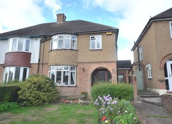 Thumbnail 3 bed semi-detached house for sale in Garston Lane, Watford